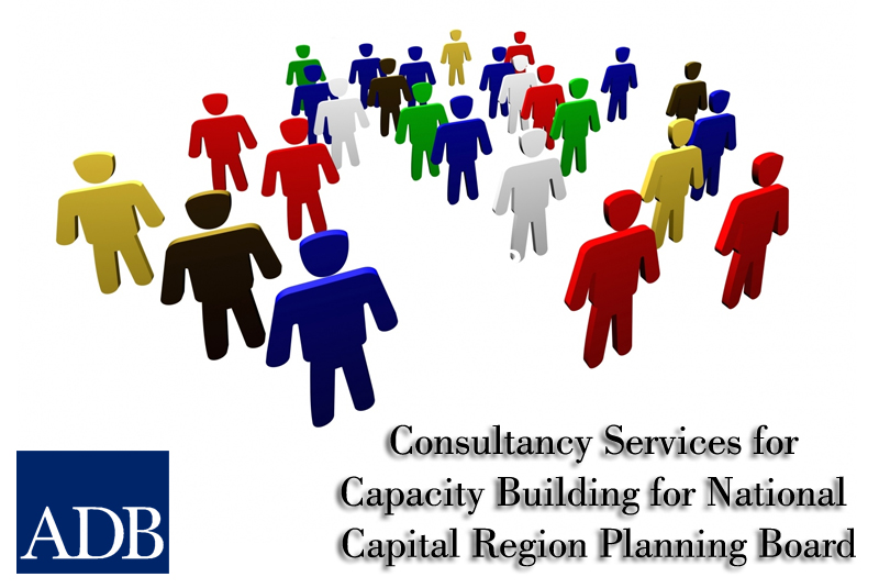 Consultancy Services for Capacity Building for National Capital Region Planning Board