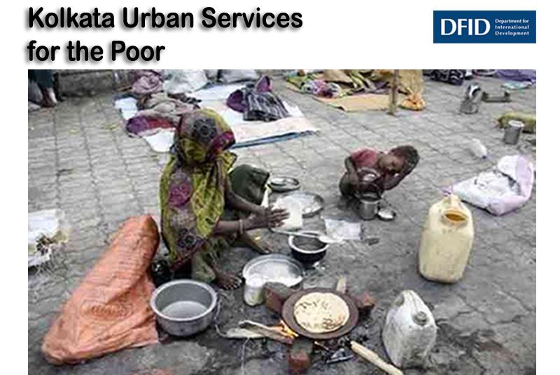 Kolkata Urban Services for the Poor