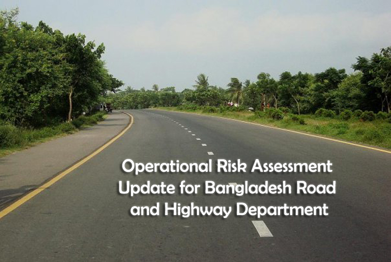 Operational Risk Assessment (ORA) for Local Government Engineering Department (LGED) in Bangladesh