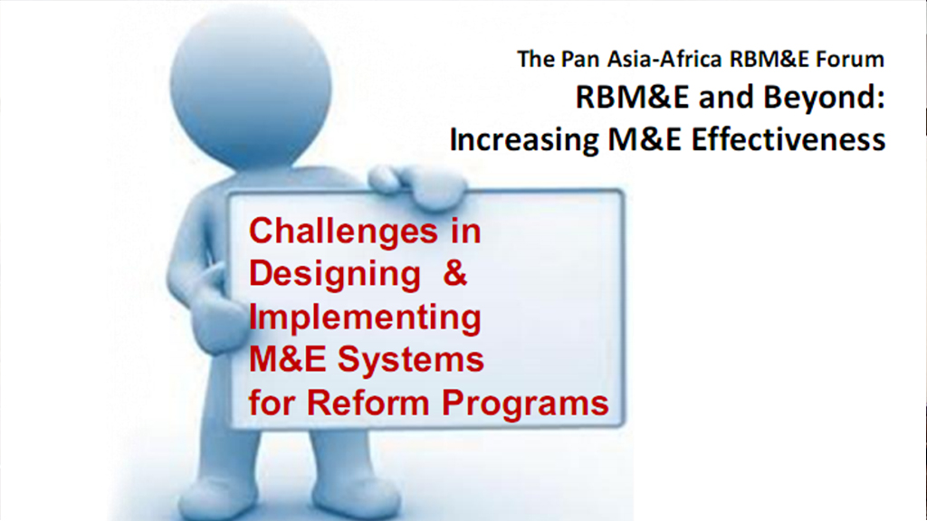 TSCPL Participates in the Pan Asia-Africa RBM &E Forum