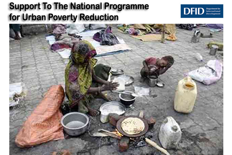 Support To The National Programme for Urban Poverty Reduction (SNPUPR)