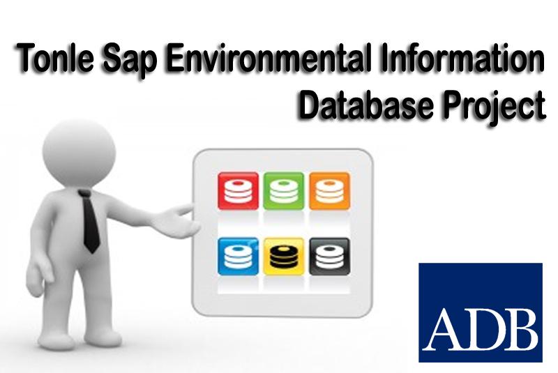 Tonle Sap Environmental Information Database Project (TSBR-ED)