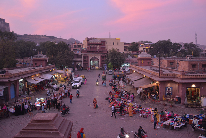 Development of Strategy for Sustainable and Inclusive Tourism Growth in Rajasthan