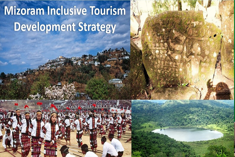 Strategy for Sustainable and Inclusive Tourism Growth in Mizoram