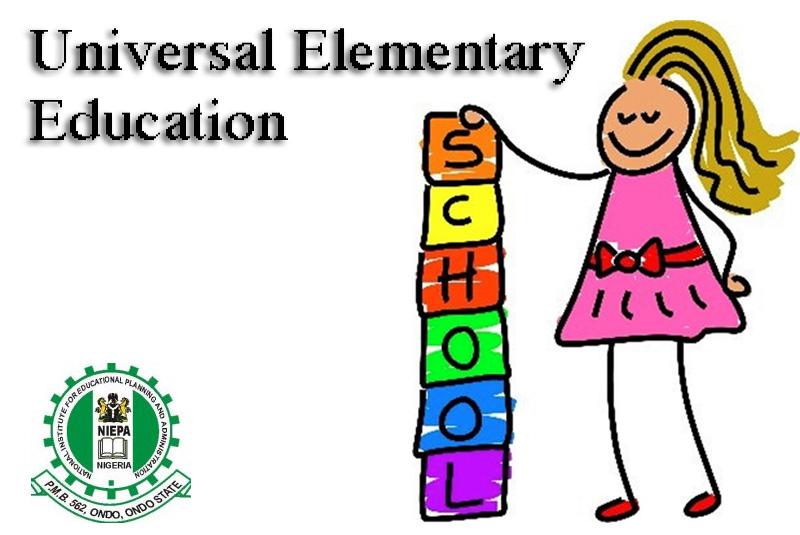 Universal Elementary Education